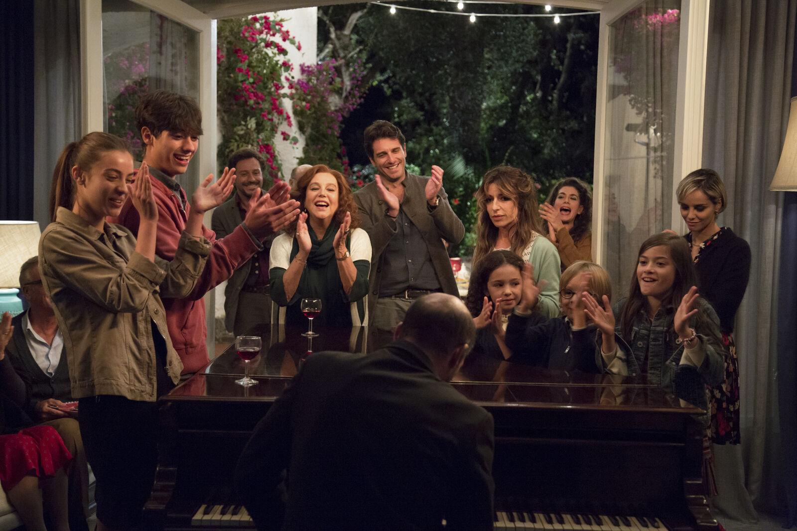 Buitenbioscoop 'A Casa Tutti Bene' 29 juni gaat door!