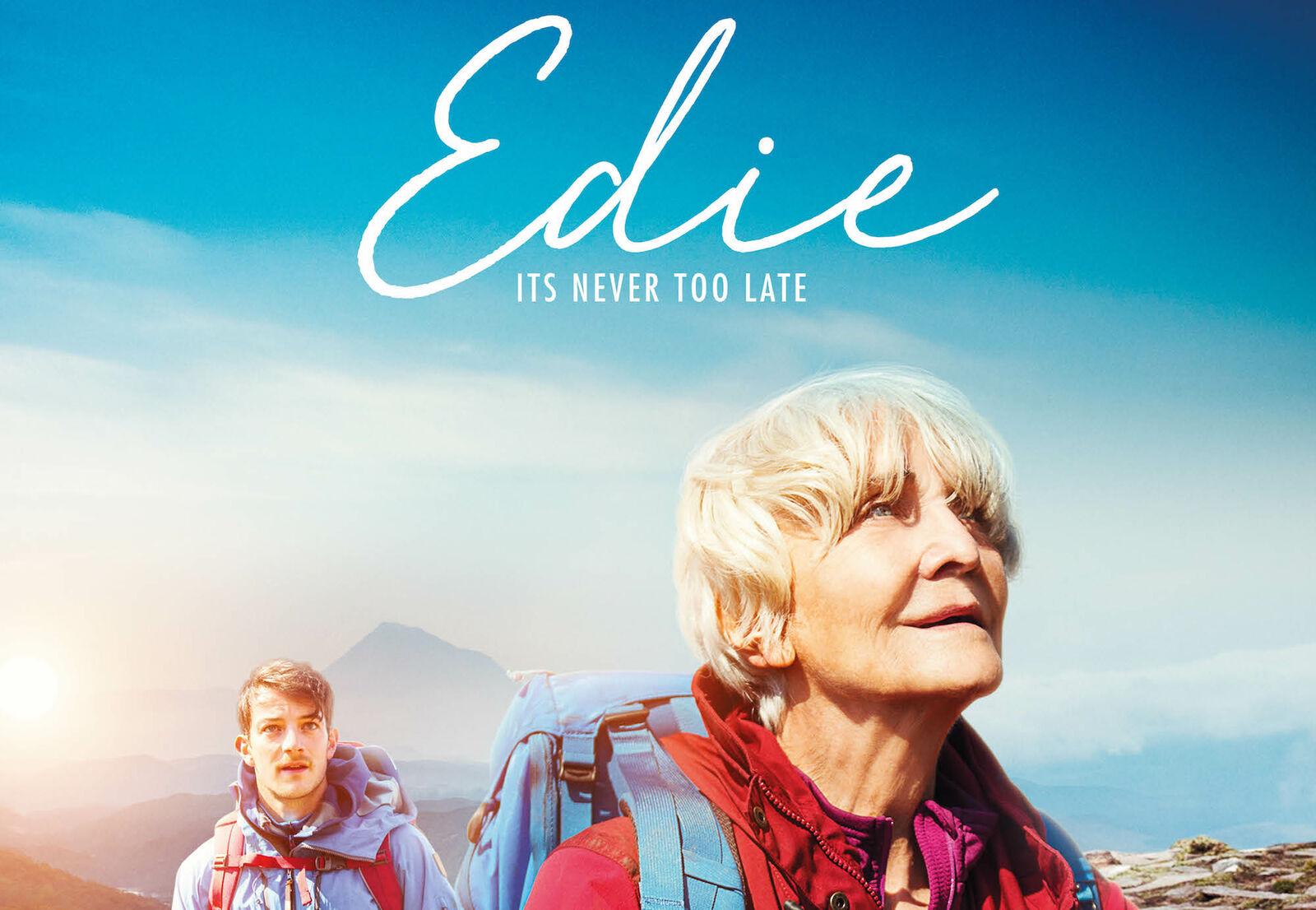 Buitenbioscoop 'Edie' zaterdag 15 juni gaat door!