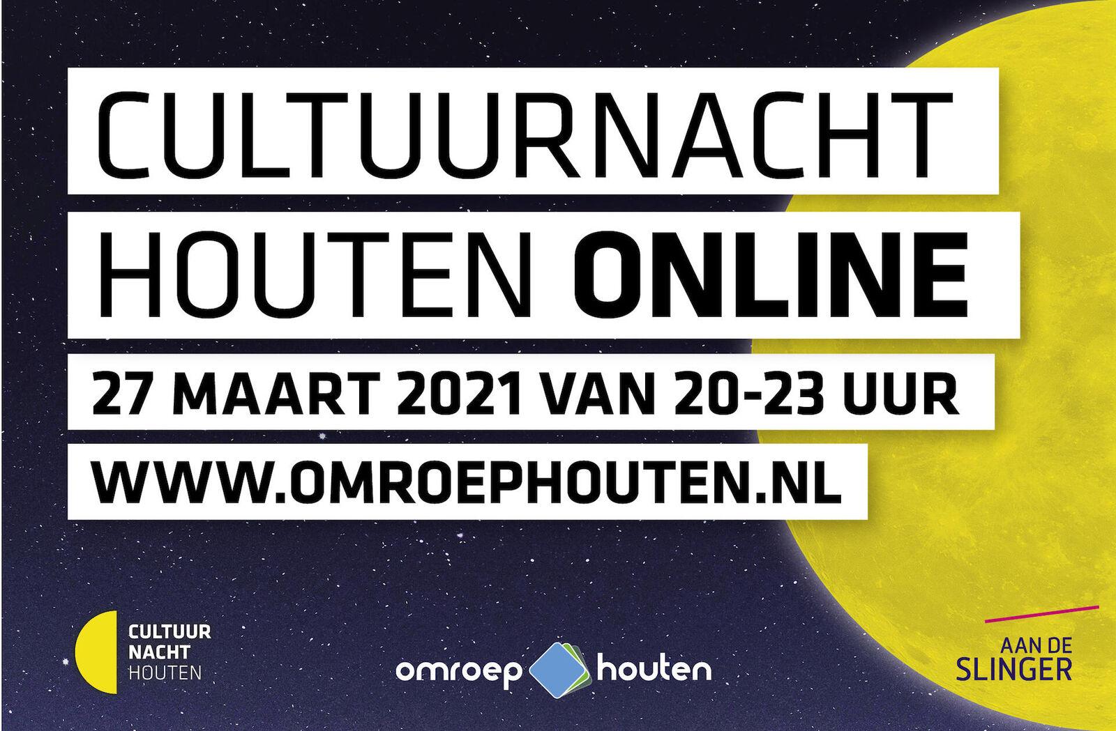 Cultuurnacht Houten 2021