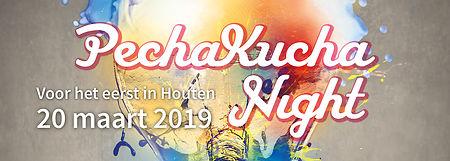 De eerste PechaKucha in Houten