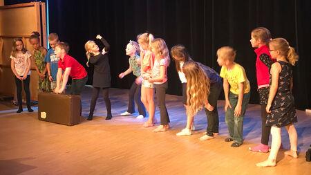 Eindpresentaties Theaterklassen JTS