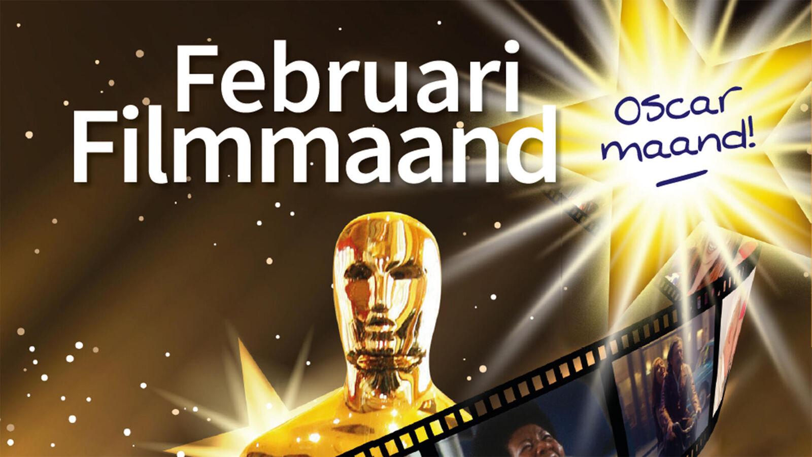 Februari Filmmaand: Oscar-maand