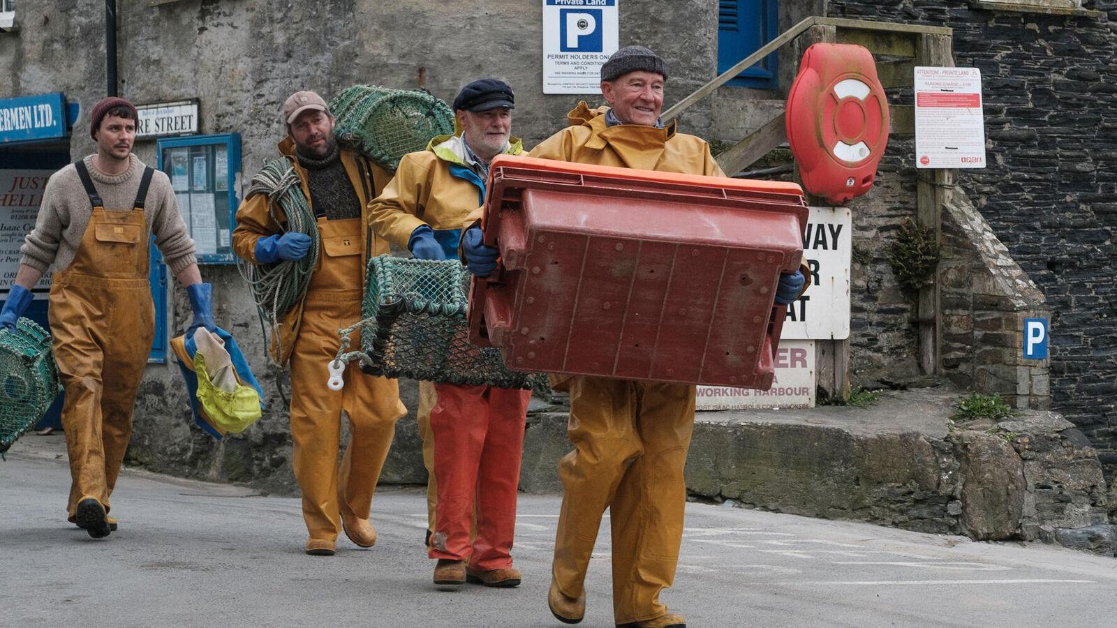 Filmclub: Fisherman's Friends