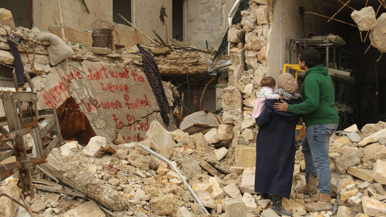 For Sama (i.s.m. Amnesty International)