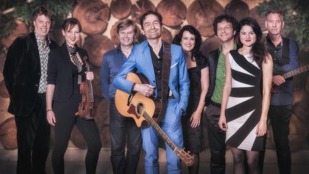 Gerard Alderliefste & Friends zaterdag 24 april live in uw huiskamer