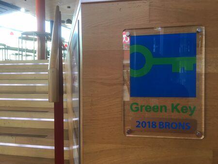Green Key: Aan de Slinger werkt aan verduurzaming