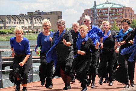 Houten in de race als Age Friendly Cultural City