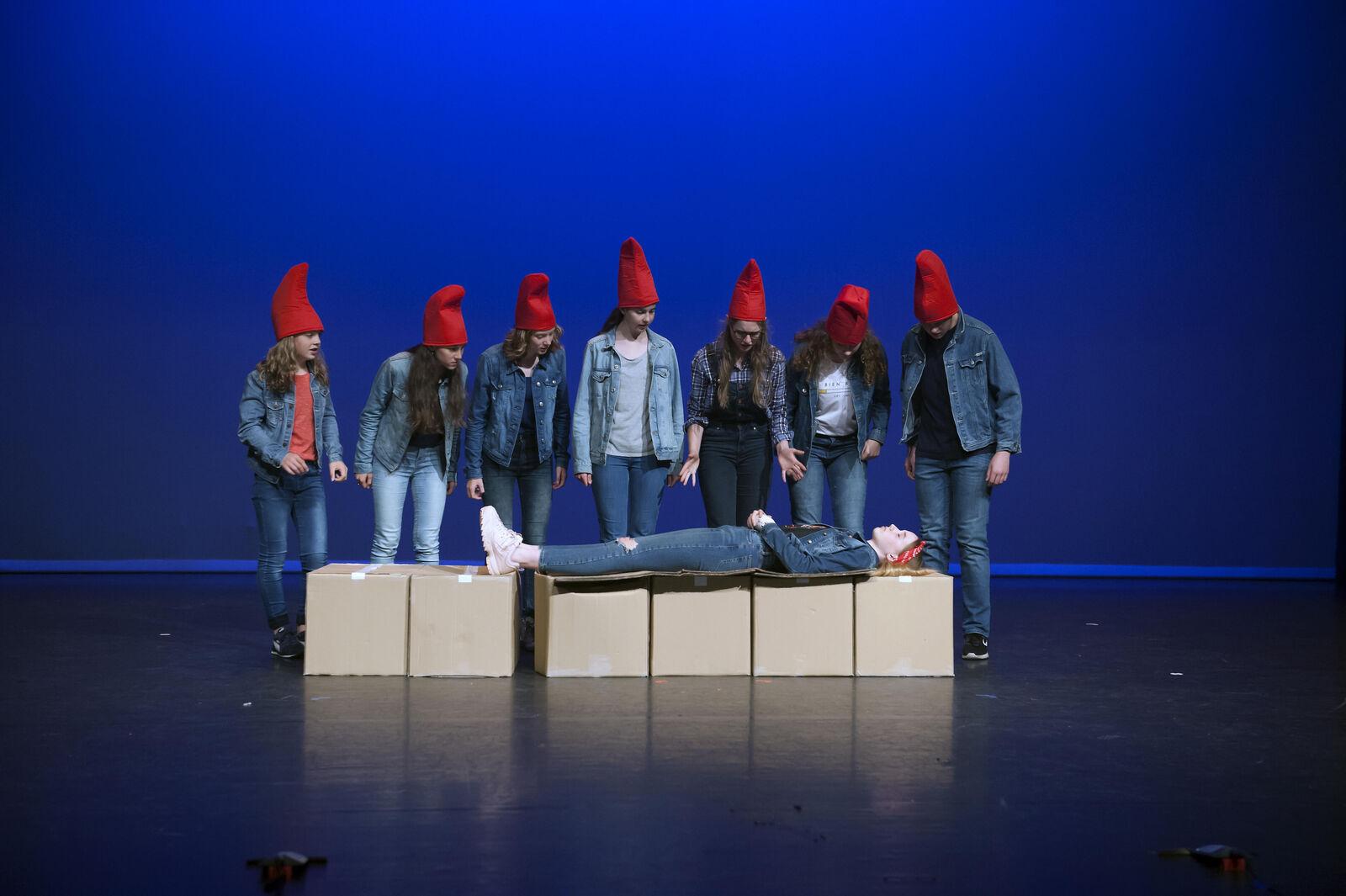 Jeugdtheaterschool
