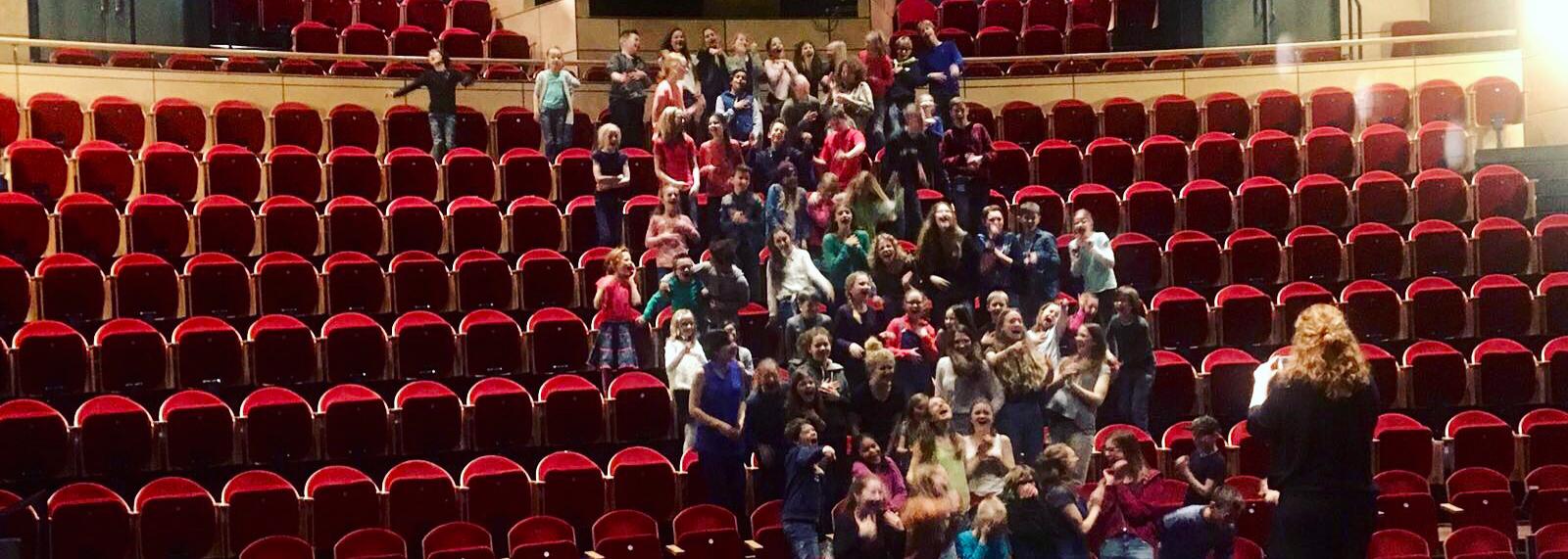 JTS - Theaterklas 1a 2019