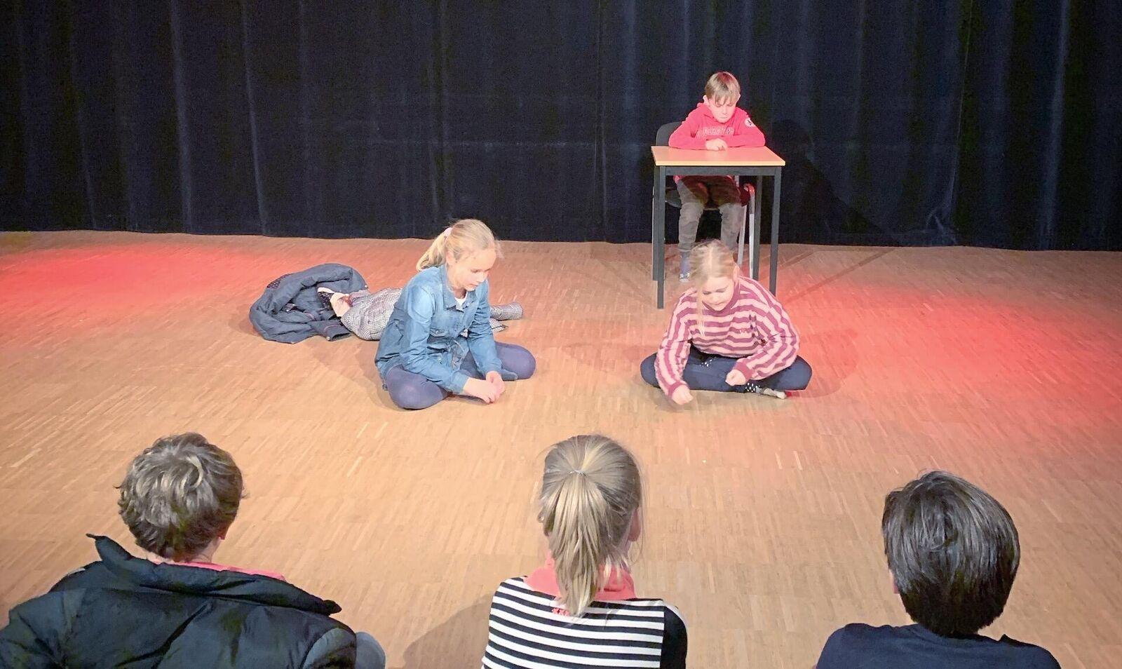 JTS - Theaterklas 1a - 2021
