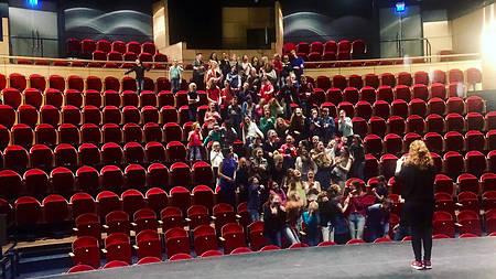 JTS - Theaterklas 1a