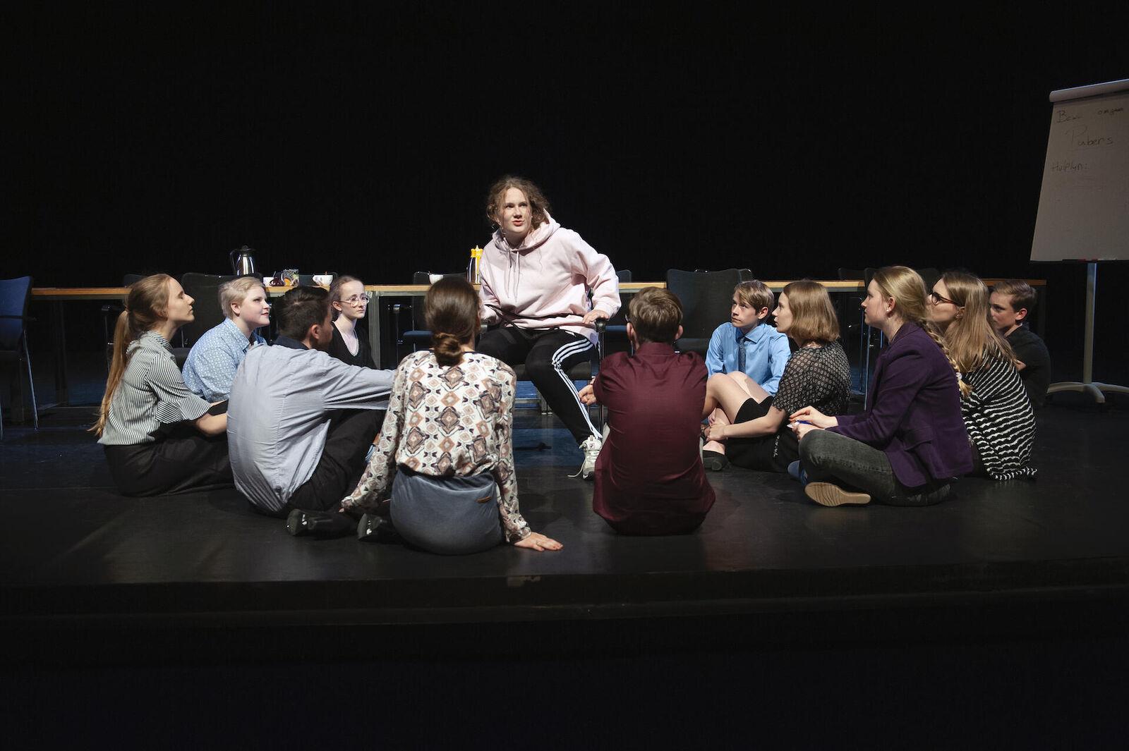 JTS - Theaterklas 3a - 2021