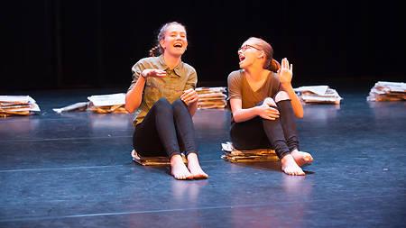 JTS - Theaterklas 3a