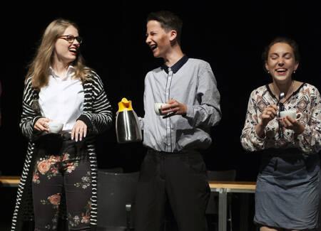 JTS - Theaterklas 4 voorjaar 2021