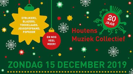 Kerstconcert in Cultuurhuis Schoneveld