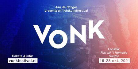Lichtkunstfestival VONK