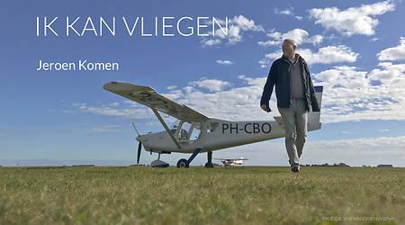 Live multimedia theatershow 'Ik kan vliegen'
