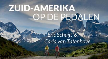 Live multimedia theatershow 'Zuid-Amerika op de pedalen'