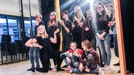 Nieuwtje van de Jeugdtheaterschool!