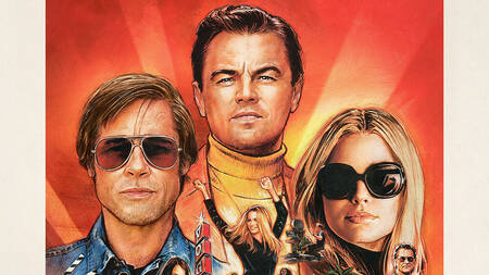 Once Upon a Time.... in Hollywood