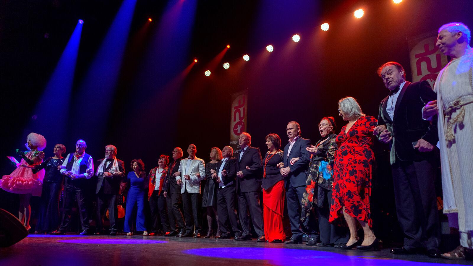 Ouderen Songfestival 2019: PRE-FINALE 1