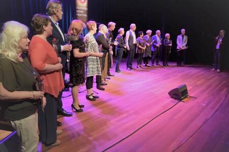 Ouderen Songfestival 2020: PRE-FINALE 1