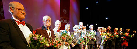 Ouderen Songfestival - Halve Finale