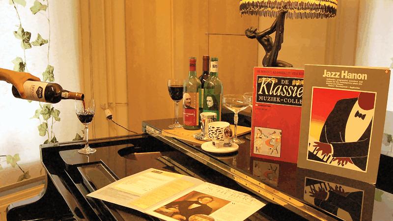 Pianocafé (AFGELAST)