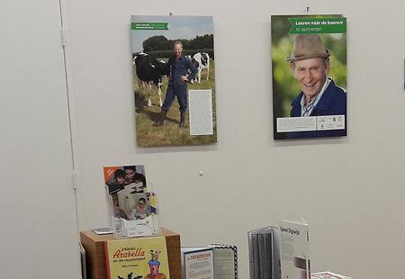 Portretten van Houtense boeren nu te zien in Huis van Houten