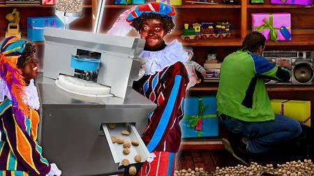 Sint & Piet: Proef uit de Pepernotenprinter!