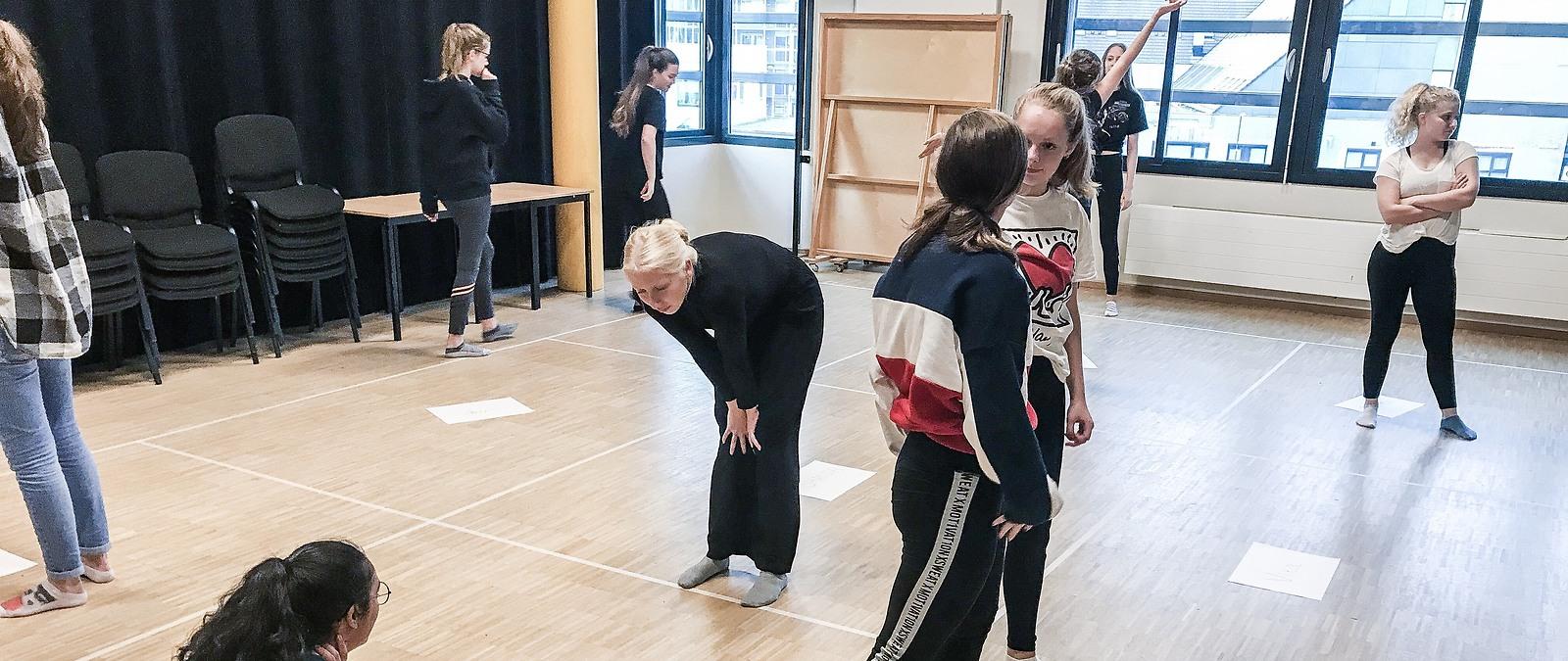 Speciale les Productieklas 3 Jeugdtheaterschool