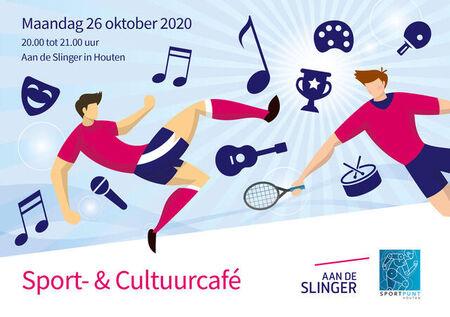Sport en cultuurcafe