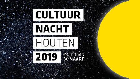 Vertelcafé - Cultuurnacht Houten 2019