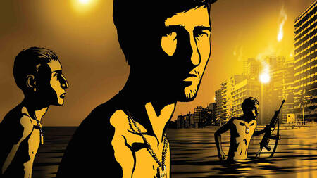 Zin in Film: Waltz with Bashir